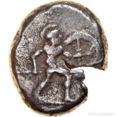 Monedas Grecia Antigua: [#908453] MONEDA, PAMPHYLIA, ASPENDOS, STATER, 465-430 BC, BC+, PLATA, SNG-FRANCE:13VAR. Lote 277860703