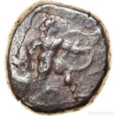 Monedas Grecia Antigua: [#908452] MONEDA, PAMPHYLIA, ASPENDOS, STATER, 465-430 BC, BC+, PLATA, SNG-FRANCE:13VAR. Lote 277860723