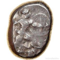 Monedas Grecia Antigua: [#908454] MONEDA, PAMPHYLIA, ASPENDOS, STATER, 465-430 BC, BC+, PLATA, SNG-FRANCE:13VAR. Lote 278155388