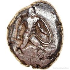 Monedas Grecia Antigua: [#908455] MONEDA, PAMPHYLIA, ASPENDOS, STATER, 465-430 BC, BC+, PLATA, SNG-FRANCE:13VAR. Lote 278155398