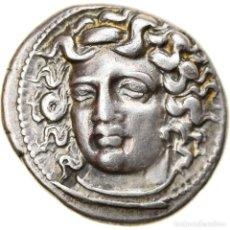 Monedas Grecia Antigua: [#897826] MONEDA, THESSALY, LARISSA, DRACHM, 356-342 BC, MBC, PLATA, HGC:4-454. Lote 278169338