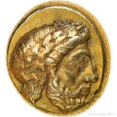 Monedas Grecia Antigua: [#897824] MONEDA, LESBOS, MYTILENE, HEKTE, 377-326 BC, MBC+, ELECTRO, HGC:6-1027. Lote 278188543