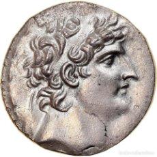 Monedas Grecia Antigua: [#867357] MONEDA, SELEUKID KINGDOM, ANTIOCHOS VIII EPIPHANES, TETRADRACHM, C. 121-114 BC. Lote 278215188