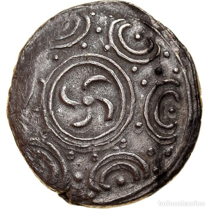 [#867358] MONEDA, MACEDONIA (AUTONOMOUS), TETROBOL, C. 187-168 BC, AMPHIPOLIS, EBC, PLATA (Numismática - Periodo Antiguo - Grecia Antigua)