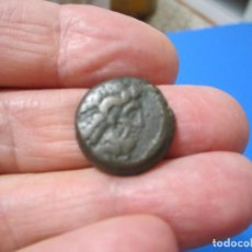 Monedas Grecia Antigua: MONEDA DE 1 DIÓBOLO DE PTOLOMEO VI (180-176) A.C. Lote 287396728