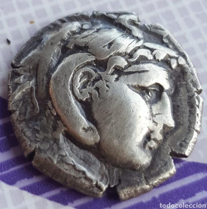 TETRADRACMA PTOLOMEO I (Numismática - Periodo Antiguo - Grecia Antigua)