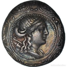 Monedas Grecia Antigua: [#970713] MONEDA, MACEDONIA (ROMAN PROTECTORATE), TETRADRACHM, AMPHIPOLIS, MBC+, PLATA. Lote 293594483