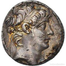 Monedas Grecia Antigua: [#970865] MONEDA, SELEUKID KINGDOM, ANTIOCHOS X EUSEBES, TETRADRACHM, 94 BC, ANTIOCHIA AD. Lote 293599073