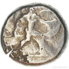 Monedas Grecia Antigua: [#909587] MONEDA, PAMPHYLIA, ASPENDOS, STATER, 465-430 BC, BC+, PLATA, SNG-FRANCE:13VAR. Lote 295395263