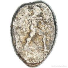 Monedas Grecia Antigua: [#909569] MONEDA, PAMPHYLIA, ASPENDOS, STATER, 465-430 BC, BC+, PLATA, SNG-FRANCE:13VAR. Lote 295395643