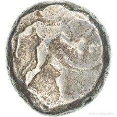 Monedas Grecia Antigua: [#909539] MONEDA, PAMPHYLIA, ASPENDOS, STATER, 465-430 BC, BC+, PLATA, SNG-FRANCE:13VAR. Lote 295409923