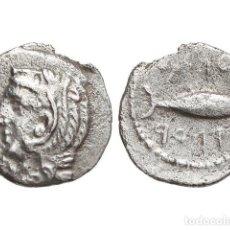 Monedas Hispania Antigua - MONEDAS HISPÁNICAS, Hemidracma., GADES. - 164148498