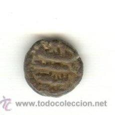 Monedas hispano árabes: 10- FELUS ÁRABE A CLASIFICAR DIÁMETRO: 15 MM.. Lote 136169014