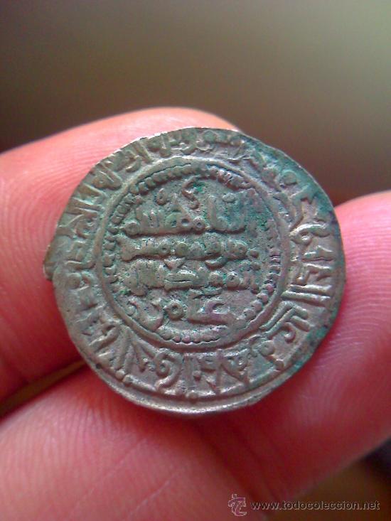HIXAM II AÑO 379 H (Numismática - Hispania Antigua - Hispano Árabes)