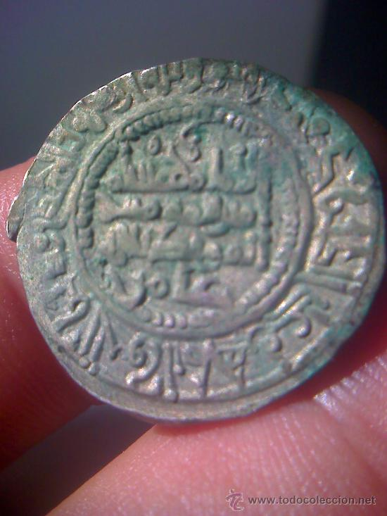 Monedas hispano árabes: HIXAM II año 379 h - Foto 4 - 27767569