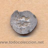 Monedas hispano árabes: MONEDA 404 - MACUQUINA ÁRABE DE PLATA - MEDIAVAL - COB ARABIC SILVER - MEDIEVAL - MEASURES 15 X 12 - Foto 3 - 35642330