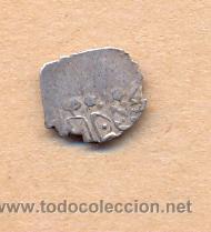 MONEDA 410 - MACUQUINA ÁRABE DE PLATA - MEDIAVAL - COB ARABIC SILVER - MEDIEVAL - MEASURES 12 X 10 (Numismática - Hispania Antigua - Hispano Árabes)