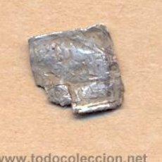 Monedas hispano árabes: MONEDA 477 HISPANOÁRABE - PLATA 0.5 GRAMOS 13 X 13 MM SOBRE 1400 CERTIFICADO 4 EUROS PARA ESPAÑ. Lote 36427233