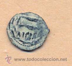 Monedas hispano árabes: MONEDA 488 MONEDA HISPANOARABE - MEDIAVAL . 2 GRMS COBRE 17 MM CERTIFICADO 4 EUR - Foto 3 - 36463010