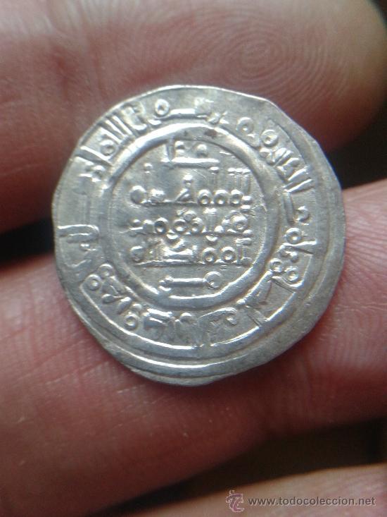 Monedas hispano árabes: solo un ejemplar conocido ,,DIRHEM HIXAM II 392 H. orla cuadrada - Foto 3 - 38074897