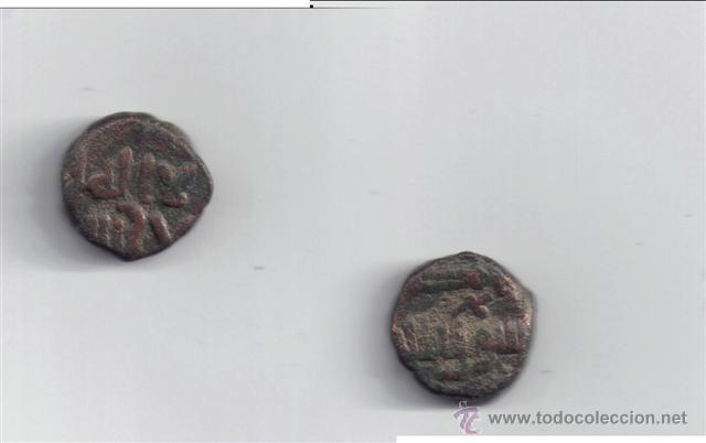 FELUS HISPANO ARABE, II-C (5) (Numismática - Hispania Antigua - Hispano Árabes)