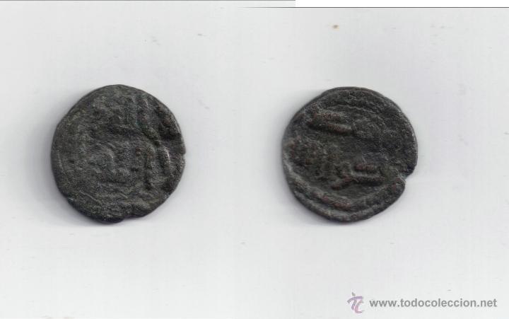 FELUS HISPANO ARABE . II-A (9) (Numismática - Hispania Antigua - Hispano Árabes)