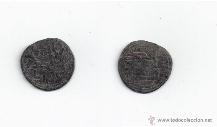FELUS HISPANO ARABE - ABD AL RAHMAN II , I-2 (4) (Numismática - Hispania Antigua - Hispano Árabes)
