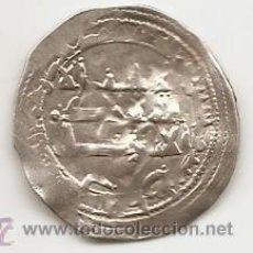 Monedas hispano árabes: DIRHEM HISPANOÁRABE. Lote 43014701