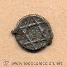 Monedas hispano árabes: BRO 191 - BRO 191 - MARROQUI ARABIC COIN MEASURES 18 X 16 MM WEIGHT 2 GRAMS MONEDA HISPANO ARABE M. Lote 44475789