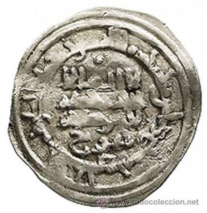 Monedas hispano árabes: DIRHEM. CALIFATO DE CÓRDOBA. HIXEM II . AL ANDALUS. 391 H - Foto 2 - 50638318