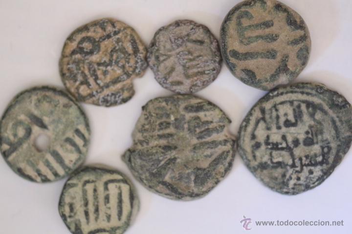 Monedas hispano árabes: Monedas Arabes - Foto 2 - 52920884