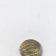 Monedas hispano árabes: *ABDERRAMAN III- FRACCION DE DINAR-CALIFATO DE CORDOBA-ORO. Lote 53289108