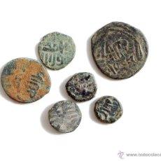 Monedas hispano árabes: LOTE DE FELUSES DEL PERIODO DE LOS GOBERNADORES. Lote 54610338