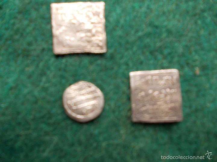 LOTE ALMOHADE HISPANO ÁRABE (Numismática - Hispania Antigua - Hispano Árabes)