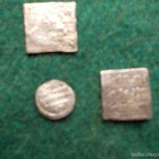 Monedas hispano árabes: LOTE ALMOHADE HISPANO ÁRABE. Lote 56818575