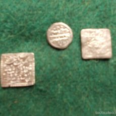 Monedas hispano árabes: LOTE HISPANO ÁRABE ALMOHADE. Lote 56909281