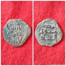 Monedas hispano árabes: MONEDA ARABE FELUS AL-ANDALUS PARA IDENTIFICAR. Lote 74365342