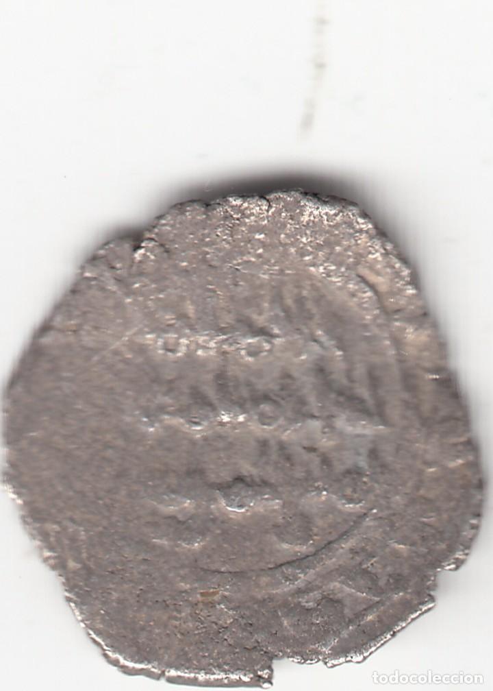 DIRHEM HISPANO ARABE RECORTADO - 2 / PLATA (Numismática - Hispania Antigua - Hispano Árabes)