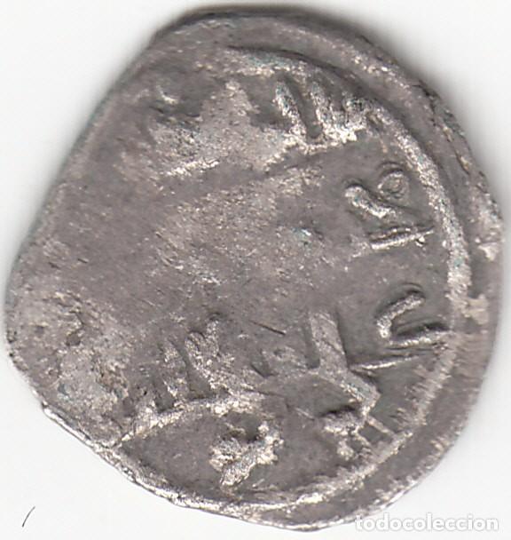 Monedas hispano árabes: DIRHEM HISPANO ARABE RECORTADO - 7 / PLATA - Foto 2 - 75052051