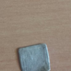 Monedas hispano árabes: VER 28 MONEDA HISPANOARABE EN PLATA MEDIDAS SOBRE 12 X 12 MILIMETROS PESO SOBRE 0.5 GRAMOS. Lote 89506792