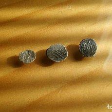 Monedas hispano árabes: LOTE MONEDA DE PLATA ARABE. Lote 105988043