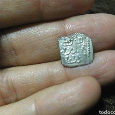 Monedas hispano árabes: BELLO DIRHEM DIRHAM ALMOHADE CUADRADO PLATA HISPANO ARABE. Lote 106591155