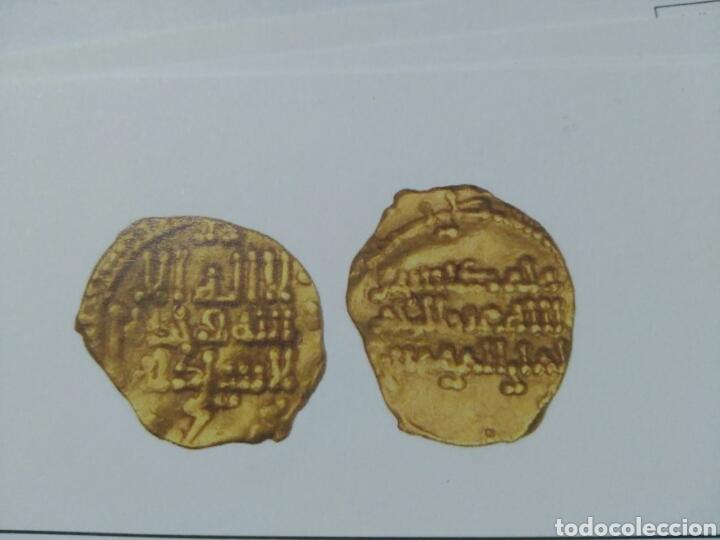 CALIFATO CÓRDOBA 1/4 DINAR (319 H) ABDERRAMAN III 1,05 GR ORO CERTIFICADO AUTENTICIDAD (Coins - Ancient Hispania - Hispano-Arabic Coins)