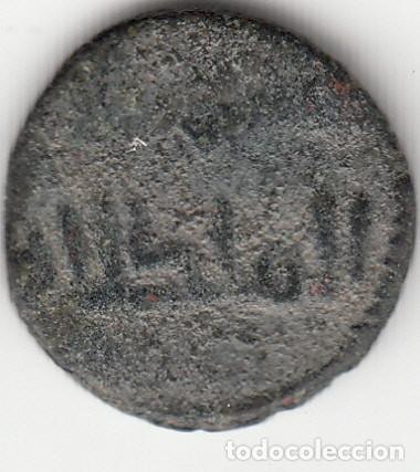 FELUS: HISPANO ARABE / X - A VARIANTE (Numismática - Hispania Antigua - Hispano Árabes)
