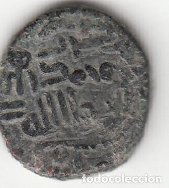 Monedas hispano árabes: FELUS: HISPANO ARABE. XVIII a / CECA AL ANDALUS - Foto 2 - 110563599