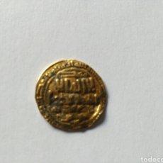Monedas hispano árabes: DINAR FATIMI 357H 968 DC CECA SEGILMESA CALIFA AL-MU IZZ LI DIN ALLAH. Lote 110758940