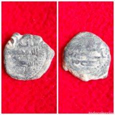 Monedas hispano árabes: MONEDA ARABE FELUS PARA IDENTIFICAR. Lote 113491168