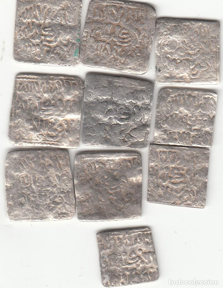 10 DIRHEM ALMOHADE / HISPANO ARABES - PLATA (Numismática - Hispania Antigua - Hispano Árabes)