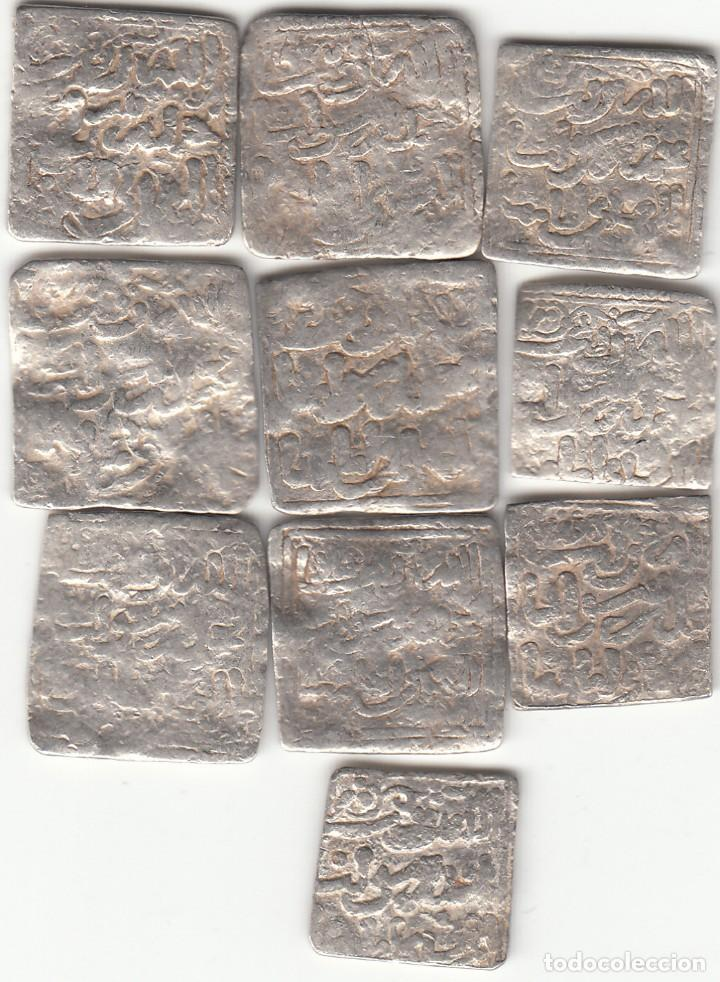 Monedas hispano árabes: 10 DIRHEM ALMOHADE / HISPANO ARABES - PLATA - Foto 2 - 116212403