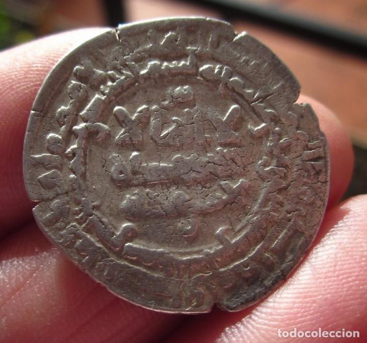 DIRHAM HISPANO ARABE A CATALOGAR DIRHAM DE PLATA (Numismática - Hispania Antigua - Hispano Árabes)